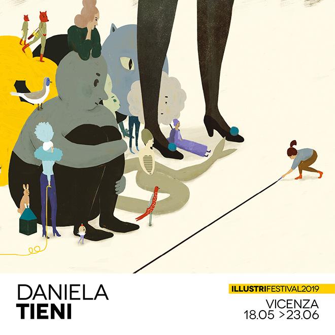 Daniela Tieni - ILLUSTRI, 2019