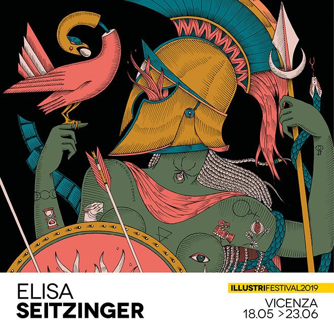 Elisa Seitzinger - ILLUSTRI, 2019