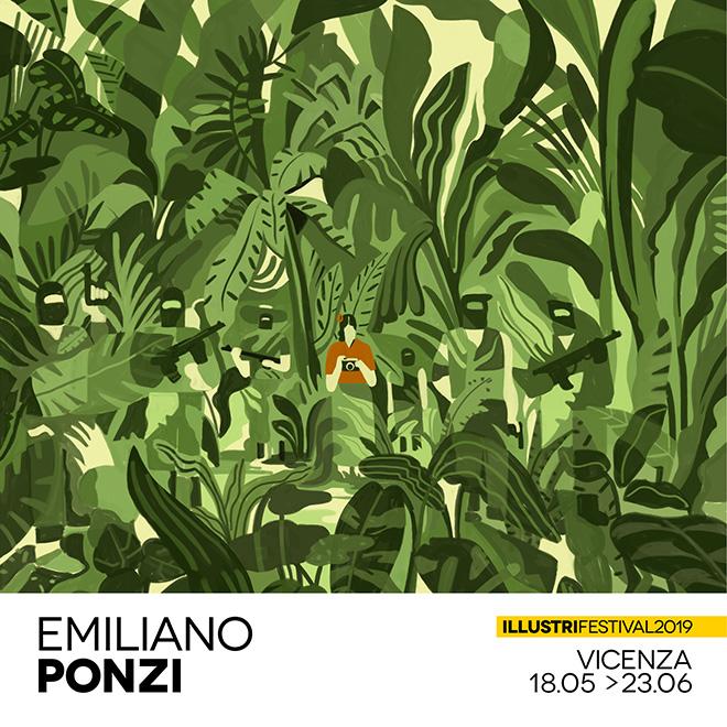 Emiliano Ponzi - ILLUSTRI, 2019