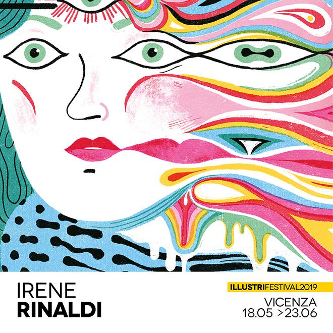 Irene Rinaldi - ILLUSTRI, 2019