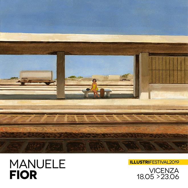 Manuele Fior - ILLUSTRI, 2019