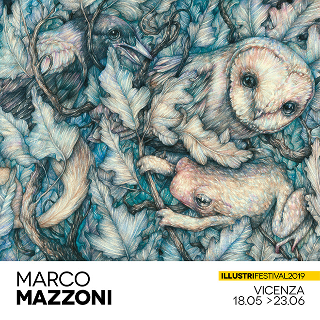 Marco Mazzoni - ILLUSTRI, 2019
