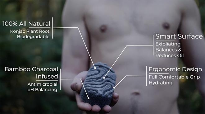 The Orijin Sponge - La spugna ergonomica e sostenibile