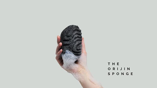 The Orijin Sponge – La spugna ergonomica e sostenibile