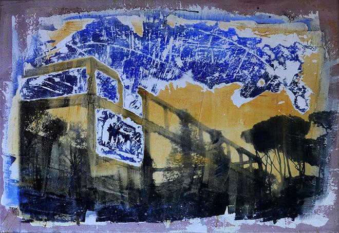 Andrea Capanna – Rovine Urbane
