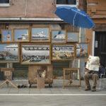 Banksy – Venezia: il pittore ambientalista e la critica alla Biennale