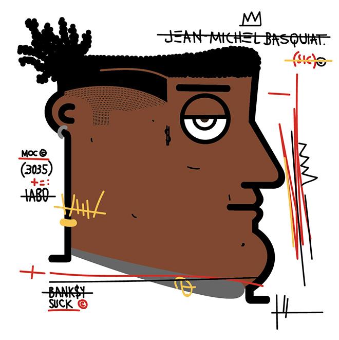 IABO - Jean Michel Basquiat