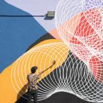 Moneyless – L'alchimista geometrico dell'arte urbana
