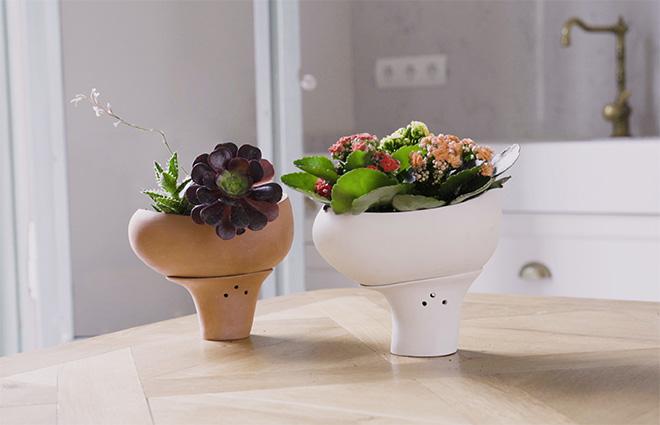 NIMA - Gala pot. Design, sostenibilità e funzionalità