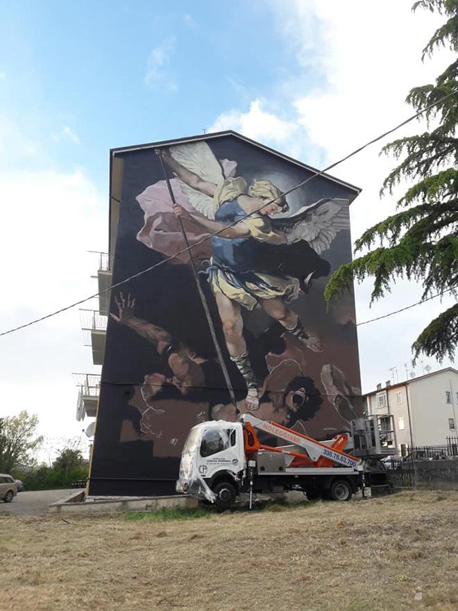 Andrea Ravo Mattoni - (San Michele di Luca Giordano), Campobasso