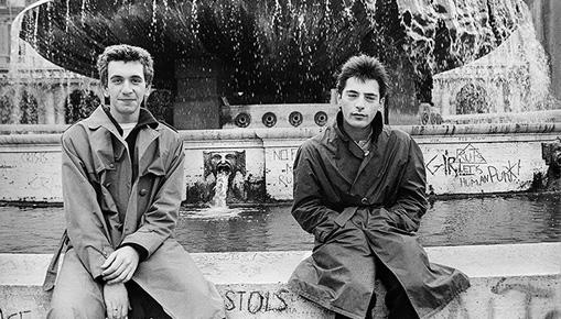 GENOVA NAPOLI PALERMO - La sottocultura punk nell'Italia degli anni '80
