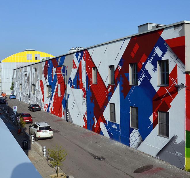 Zedz, 2501 - Poli Urban Colors. Politecnico di Milano