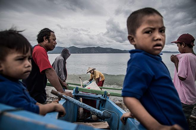 Alessandro Serranò (ActionAid) - Terremoto e tsunami in Indonesia