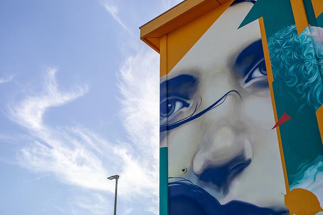 AXE - Opera su muro, MAAP (Zona Industriale), Padova