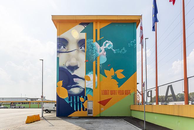 SUPER WALLS 2019 – Biennale di Street Art