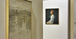 Andrea Mariconti - Oltre l'interferenza, installation view