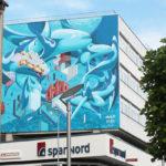 ETNIK + Made514 – Murale a Randers