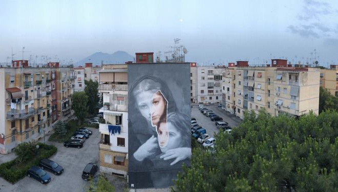 Gomez - Nient'altro importa, Rione Luzzatti/Ascarelli, Napoli