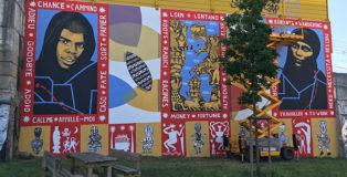 Murales Sammartini - Milano: la street art a sostegno del dialogo interculturale