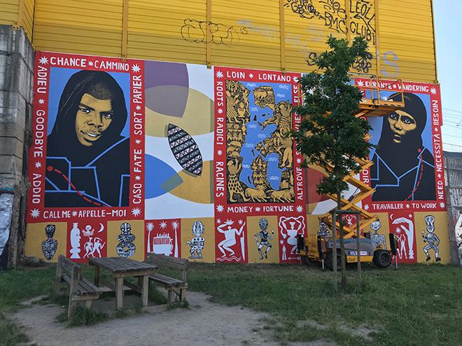 Murales Sammartini – Milano: street art e dialogo interculturale