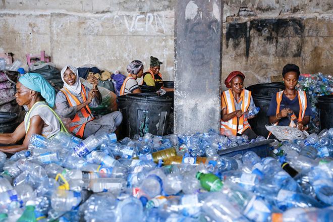 Recycle Pay project – Il valore della plastica riciclata