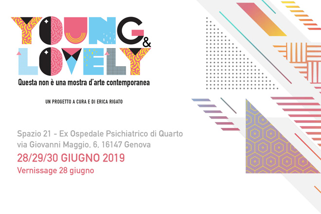 Young & Lovely - Questa non è una mostra d'arte contemporanea