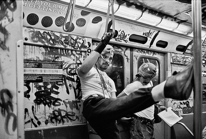©Ferdinando Scianna - New York, 1985