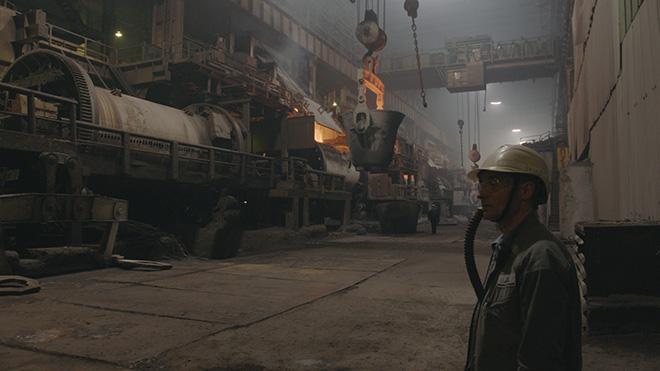 ANTROPOCENE - L'epoca umana. Film Still - Norilsk Smelting