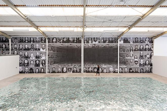 POUVOIR & POUVOIR – 2019, Galleria Continua (Les Moulins)