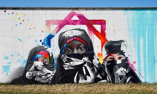 Manufactory Project 2019 – Comacchio e la street art