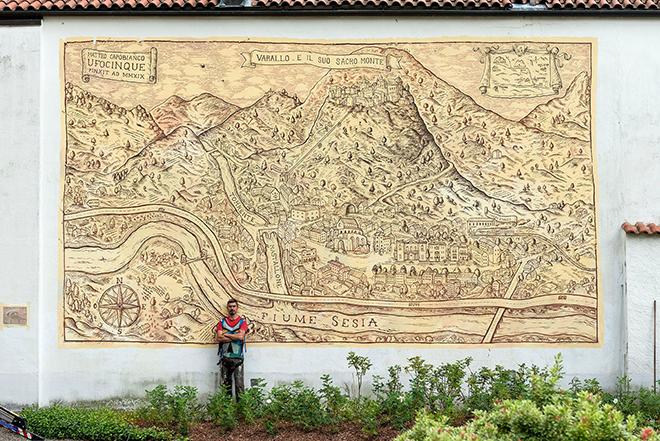 WARAL Urban art project – Arte urbana a Varallo