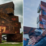 North West Walls 2019 – Container Graffiti