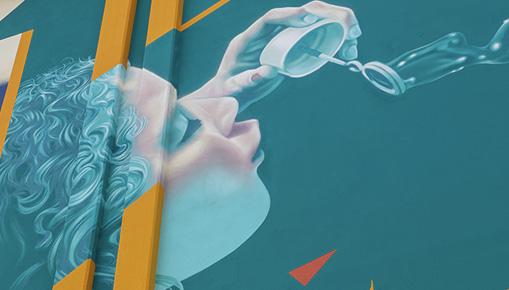 SUPER WALLS 2019 - Biennale di Street Art