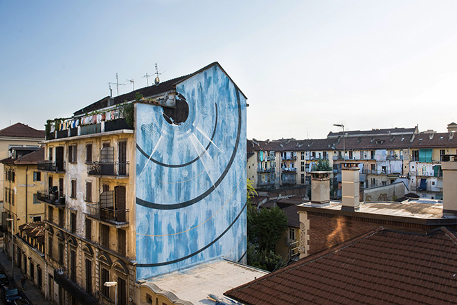 Corn79 - Blu Cerebrale, Torino (2015)
