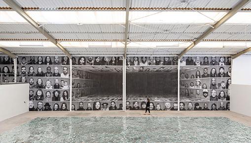 POUVOIR & POUVOIR - 2019, Galleria Continua (Les Moulins)