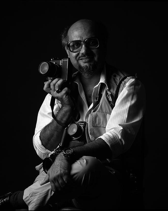 Mo Amin - Portrait