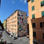 ON THE WALL project – Riqualificazione urbana a Genova Certosa