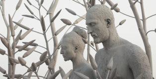Giuseppe Agnello - Paludi, Fondazione La Verde La Malfa – Parco dell'Arte, S.G. La Punta – Catania