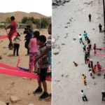 Rael San Fratello – Teetertotter Wall: l'installazione che abbatte le differenze attraverso il gioco