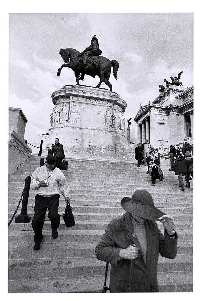Roma, 2000 © Gianni Berengo Gardin/Courtesy Fondazione Forma per la Fotografia Milano