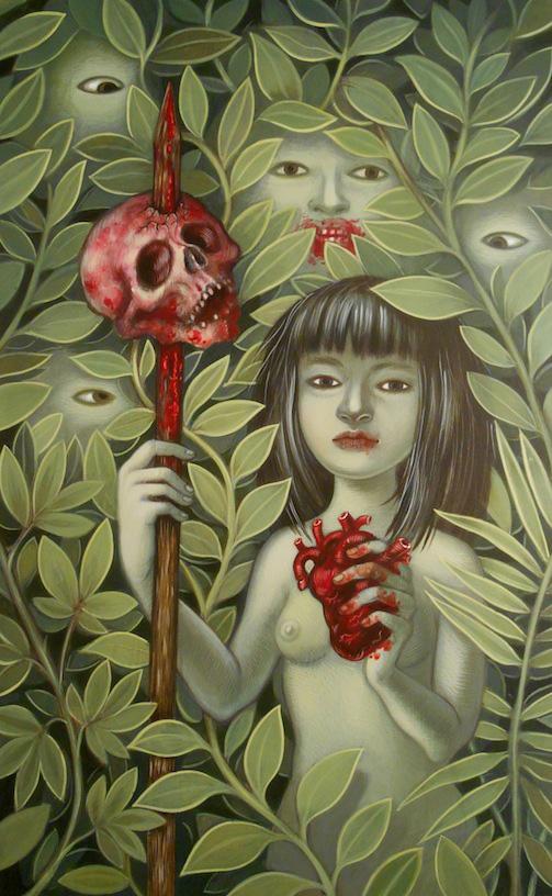 Gerlanda Di Francia - Cannibal Love