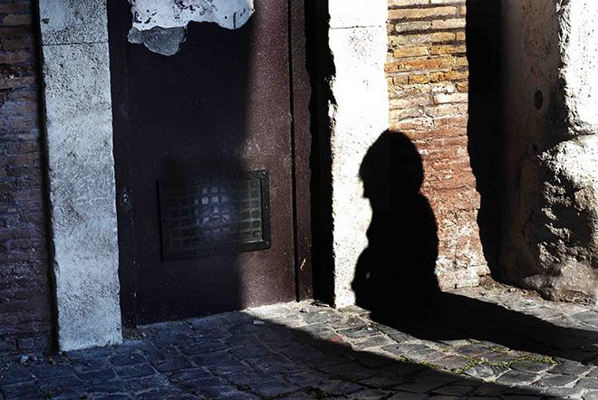 Dan Witz - Rome, 2013. Credits: Giorgio Coen Cagli