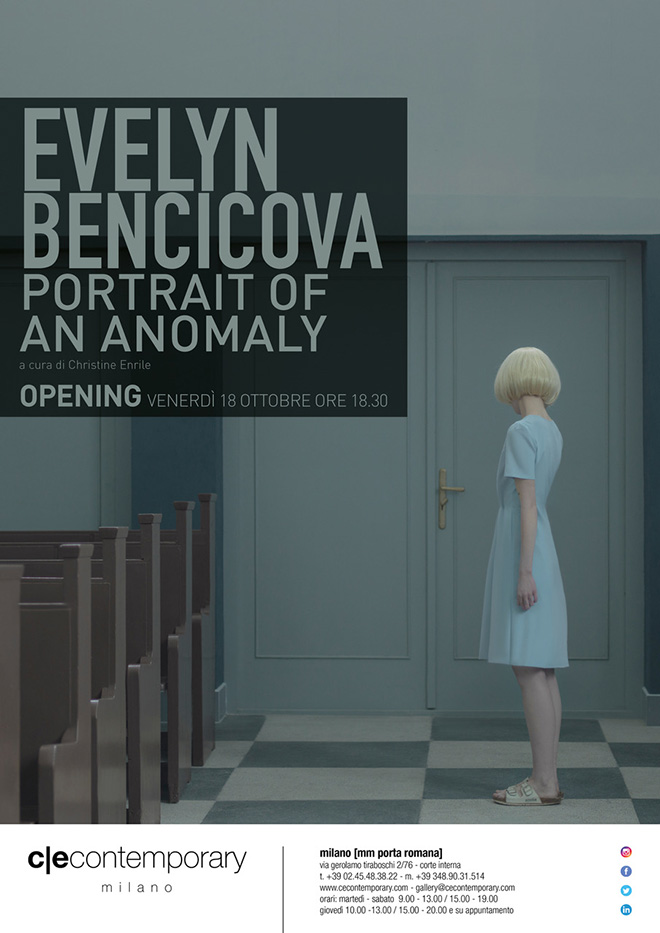 Evelyn Bencicova - Portrait of an Anomaly