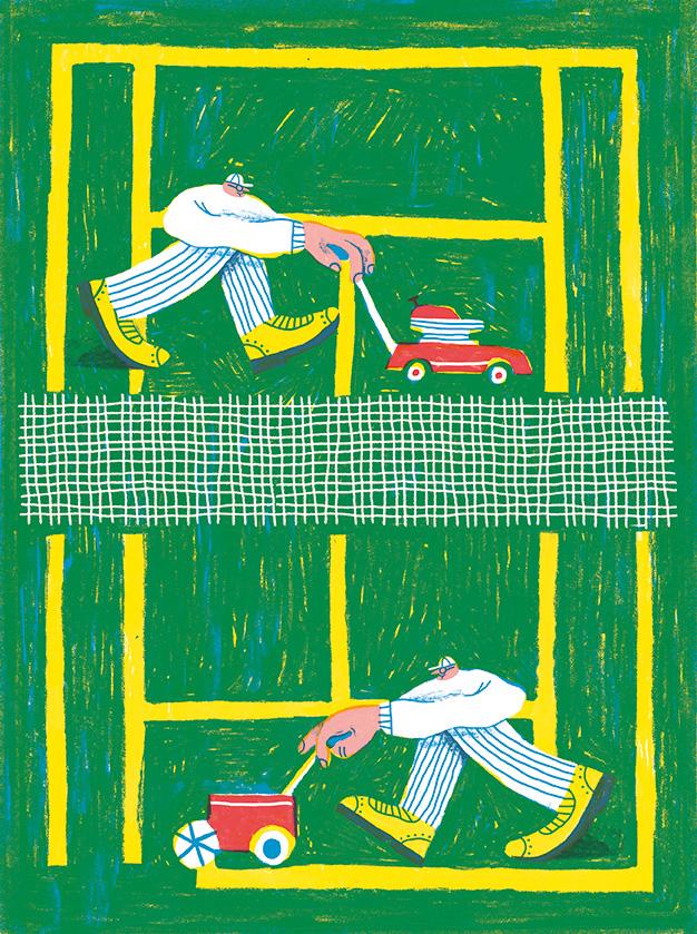 Alice Piaggio - MAGAZINE, Torneo Wimbledon