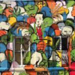 VULTUS – mostra collettiva con: Zësar Bahamonte, Joseph Bounds, Luca Grimaldi, Páraic Mc Gloughlin, Run
