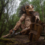 Thomas Dambo – The 7 Trolls and the Magical Tower