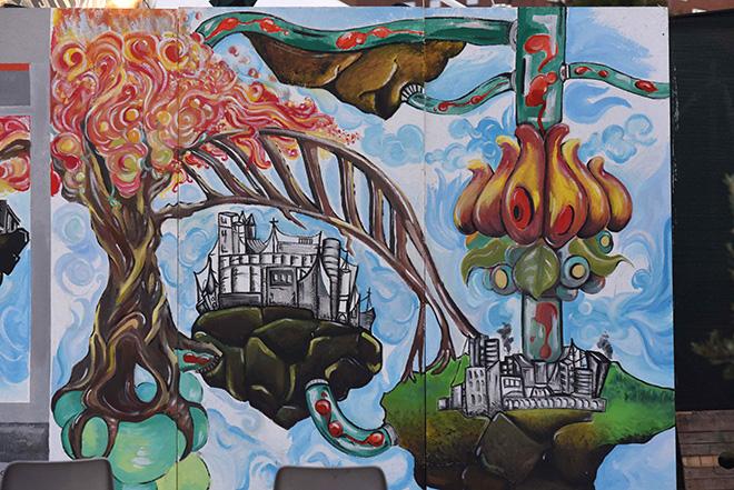 Urban Art Talenti – Giungla Urbana