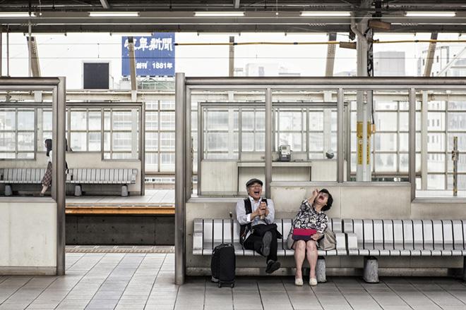 Bram Paulussen - Joy, Japan, Jump for Joy, Siena International Photo Awards 2019