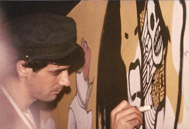 Andrea Pazienza, Rap & Show, Modena 1983