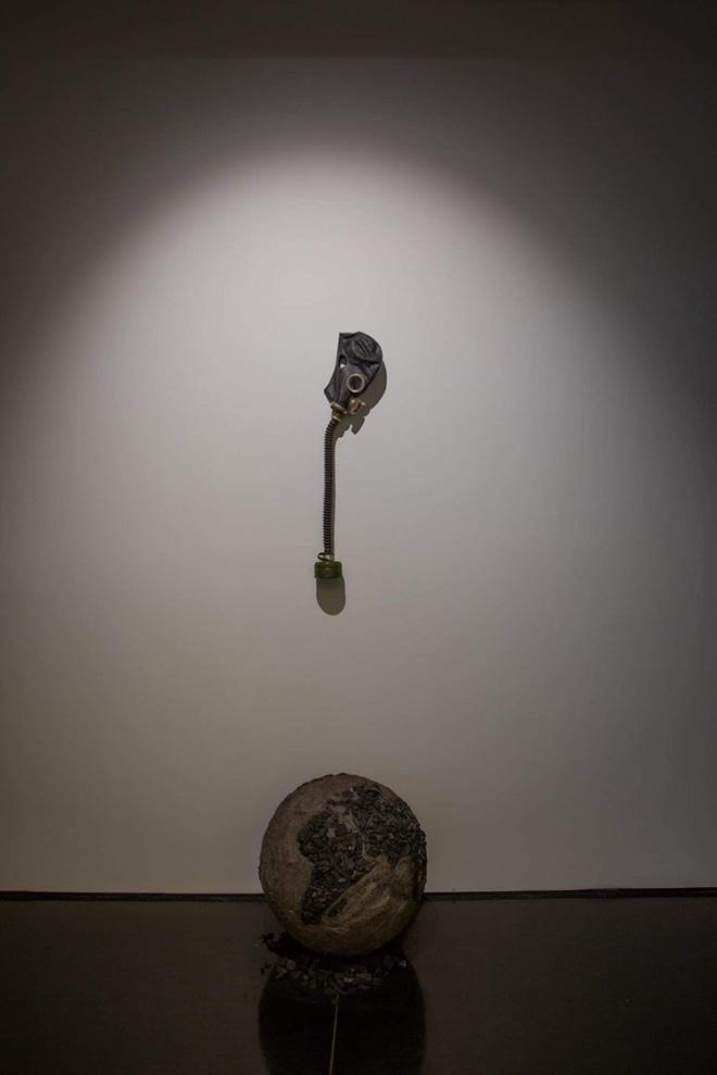 Vito Bongiorno - Terra Mater, Museo Macro di Roma, 2019
